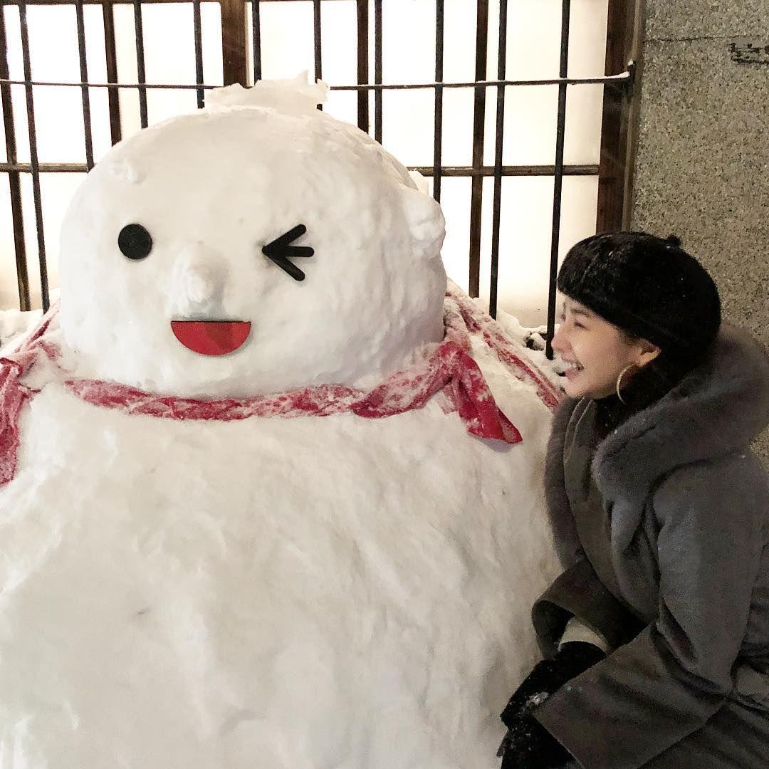 Snowman Park Min Young Park Korean Actresses