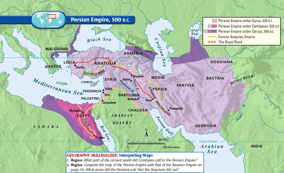 assyria a powerful ancient empire essay