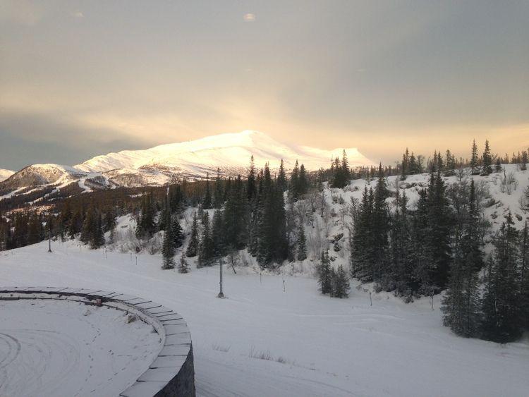 Ski, board, run, bike, hike, spa or just eat at Copperhill Mountain Lodge Åre, Sweden