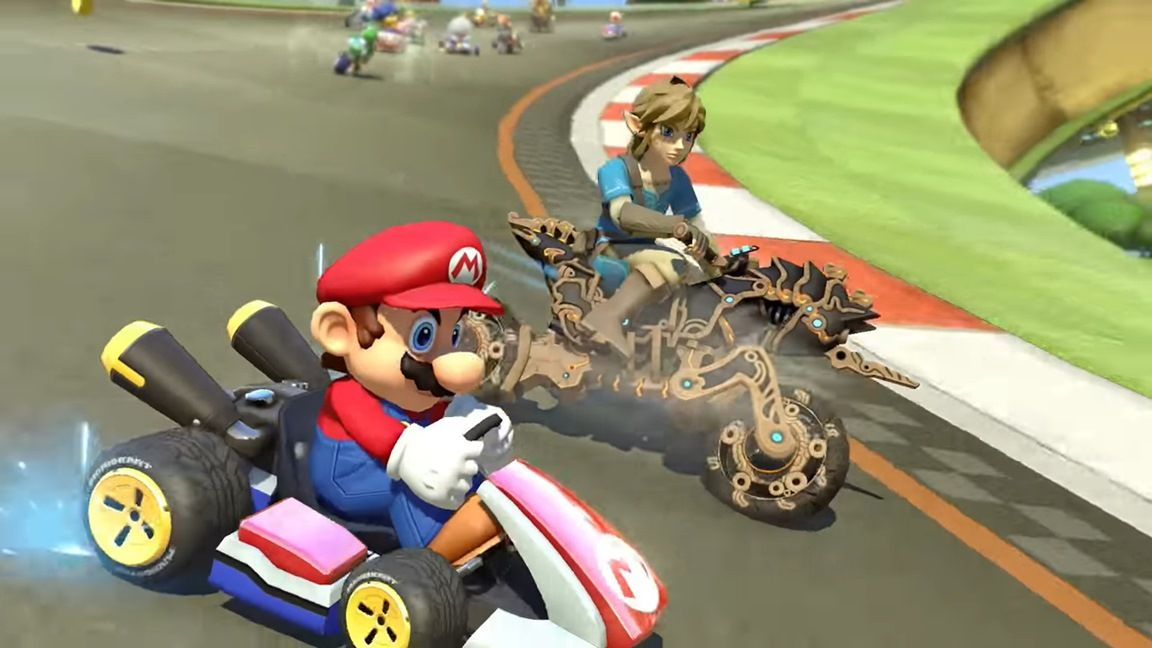 Mario Kart 8 Deluxe Switch My Way Commercial Mario Kart Mario Kart 8 Mario