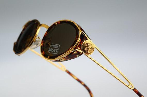9be6994a45f2 NOS Gianni Versace Eyeglasses. NOS Gianni Versace Eyeglasses Vintage ...