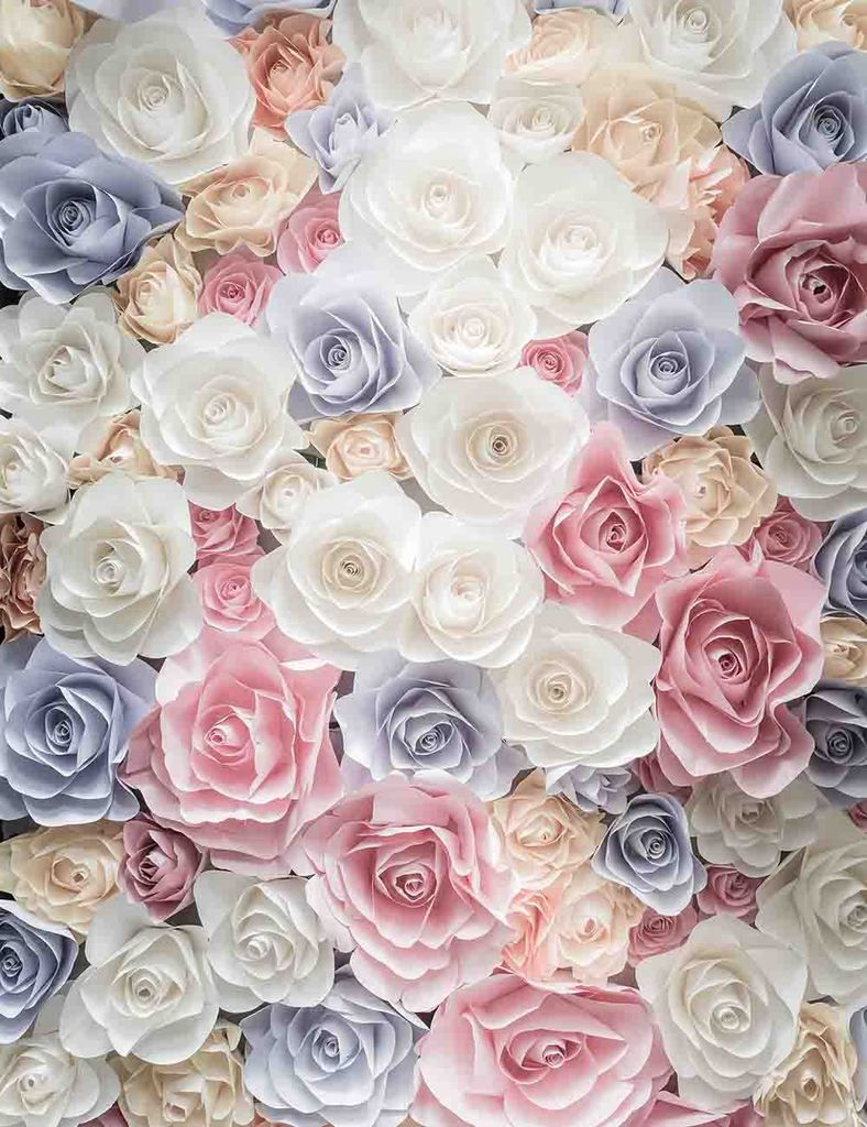 Colorful Flower Wall For Wedding Photography Backdrop Floral Wallpaper Iphone Flower Phone Wallpaper Cute Flower Wallpapers