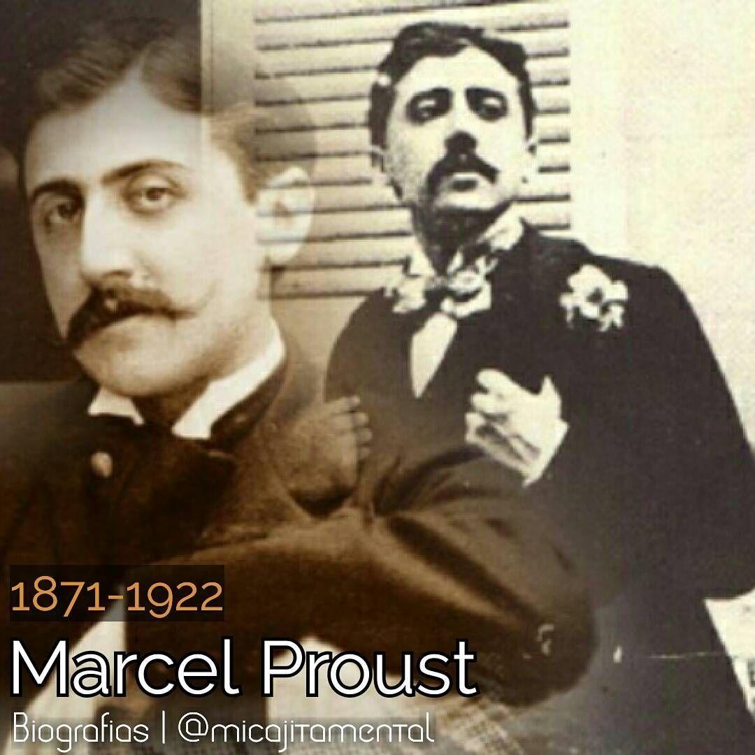 """Marcel Proust; escritor y novelista crítico francés reconocido por su obra autobiografica """"En busca del tiempo perdido"""". Nace un 10 de julio de 1871 en París, sus padres fueron el epidemiólogo Adrient Proust y Jeanne Clemence una judía alsaciana dentro de una familia acomodada, padeció de asma en su infancia lo que lo hizo crecer bajo una sobreprotección de su madre, estudió derecho en el Liceo Condorcet y asiste como voluntario al servicio militar en 1889. En 1907 comenzó su primera novela…"""