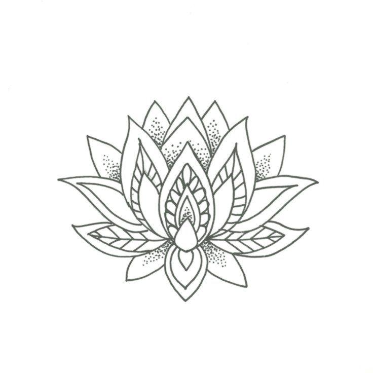 Lotus Lotustattoo Lotusflowertattoo Tattoodesign Mandala Mandalatattoo Ta Small Lotus Flower Tattoo Lotus Tattoo Design Flower Tattoo Drawings