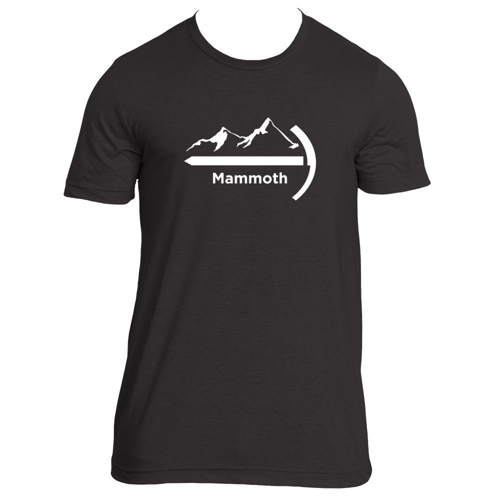 Mammoth, California Hiking - Men's T-Shirt