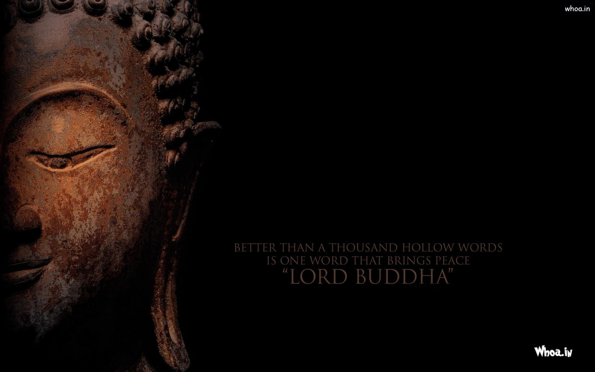 Lord Buddha Quotes Like The Mind Is Everything What U