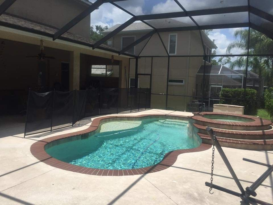 Tampa Brick Pavers For Pool Deck Pool Deck Pavers Near Me Pool Patio Designs Small Backyard Pools Backyard Pool