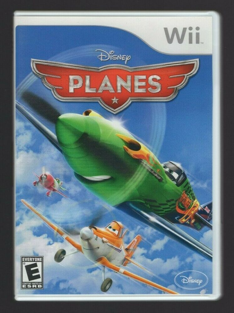 Disney Planes (Nintendo Wii, 2013) nintendoswitch