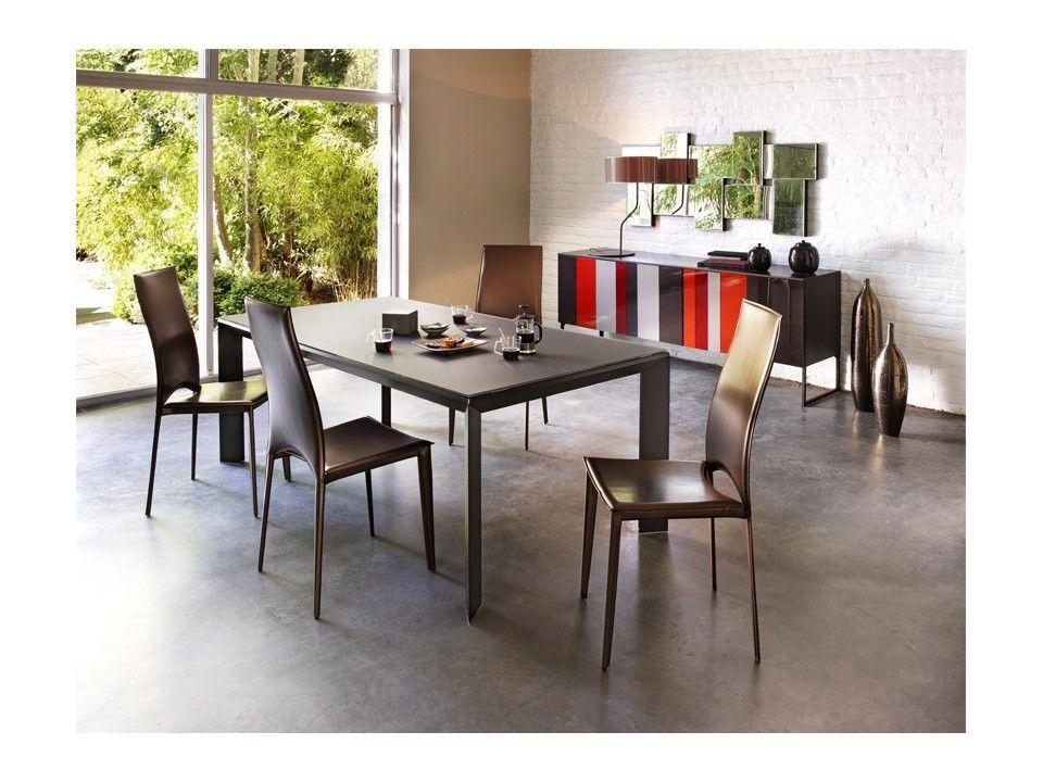 salle manger design metro crozatier crozatier. Black Bedroom Furniture Sets. Home Design Ideas