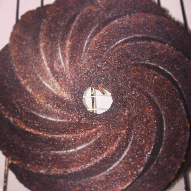 Death by Chocolate bundt cake. Receta de Bea Roque, El rincón de Bea