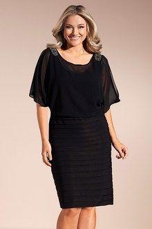Sara Pleated Bead Dress  be5c63662