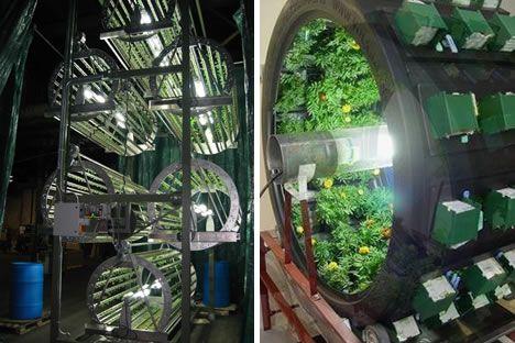 15 Fantastically Futuristic Plant Growing Design Concepts