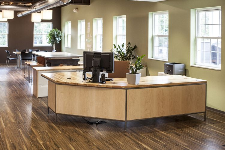 Enlight // CLEVELAND, OH | Cool office space, Office space ...
