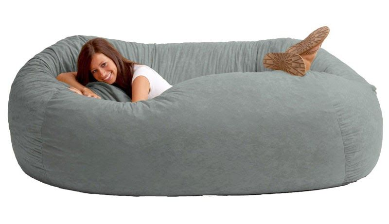 Cute Bean Bag Sofa Bad Cover Pictures With Images Bean Bag Sofa Bean Bag Chair Large Bean Bag Sofa