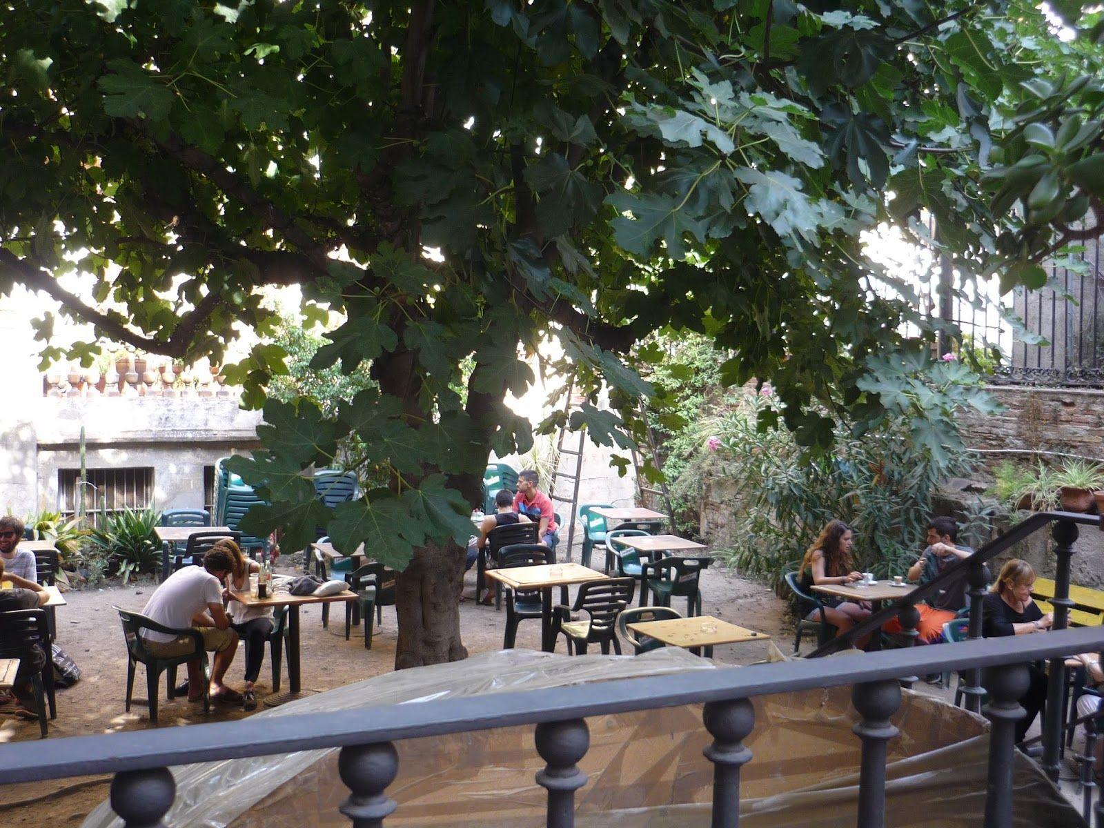La Terraza Del L Antic Teatre Desayunos Y Meriendas