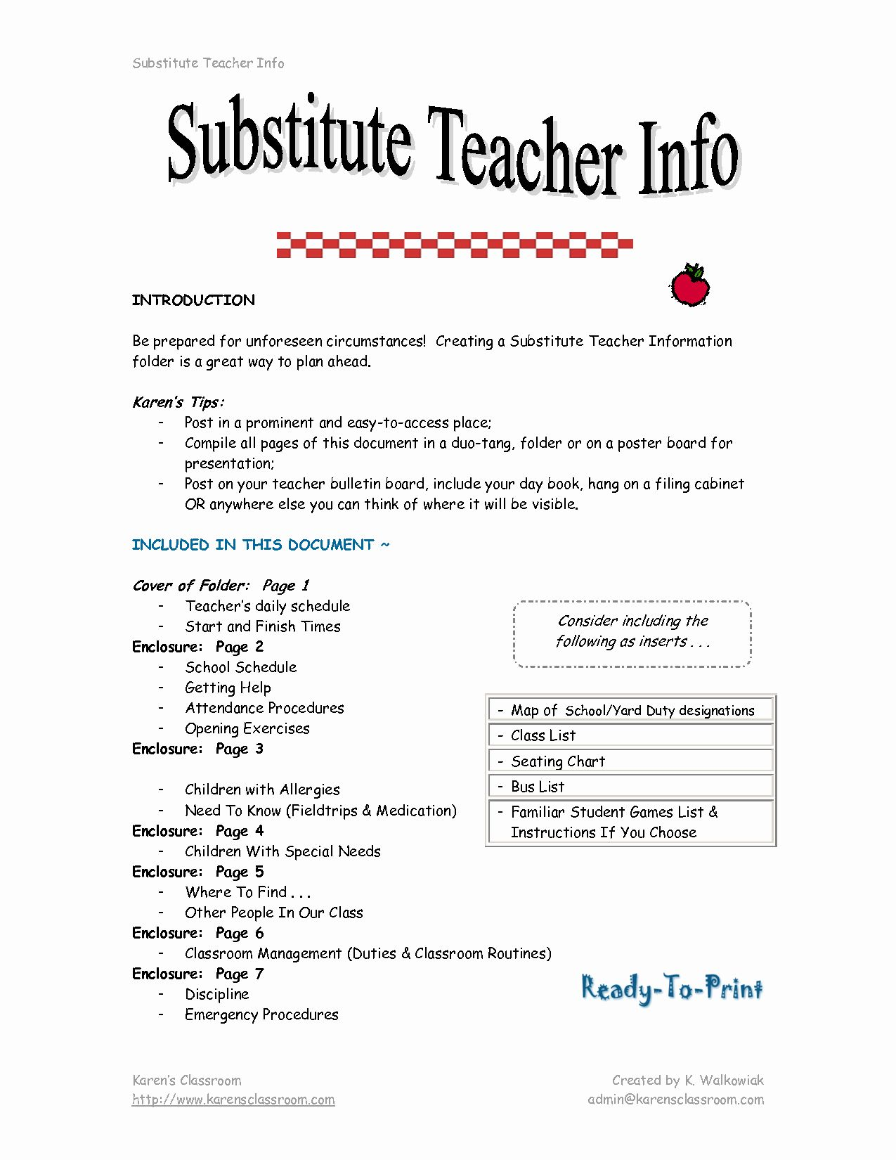 Substitute Teacher Cover Letter Examples Lovely Substitute