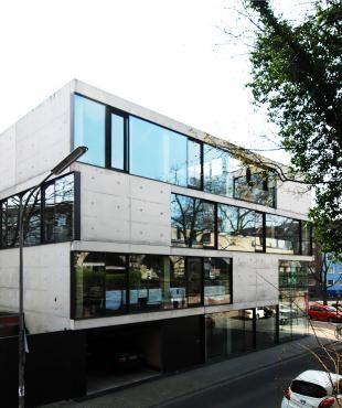 Schilling Architekten architectural bureau schilling at gereonswall cologne germany