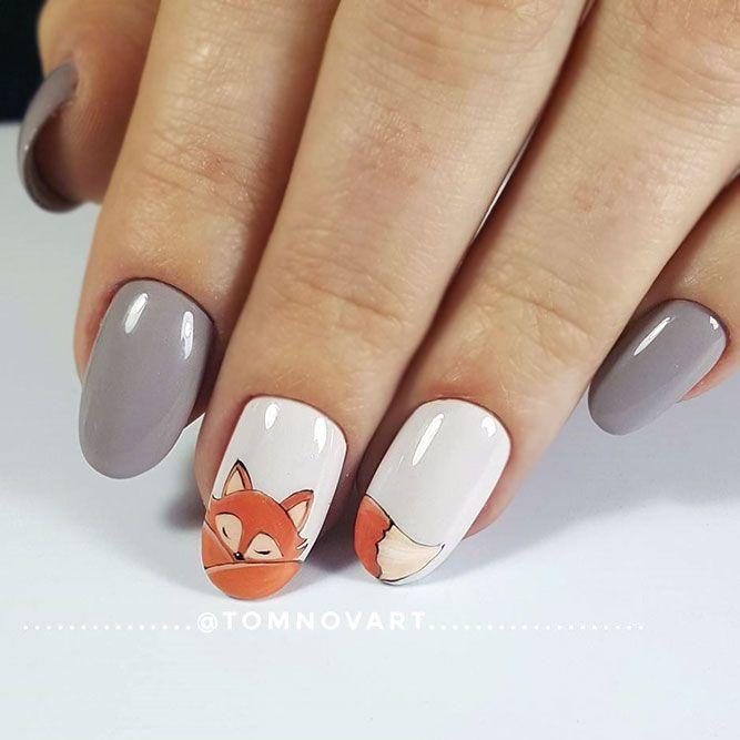 Photo of Foxy Nails: The hottest trend this fall