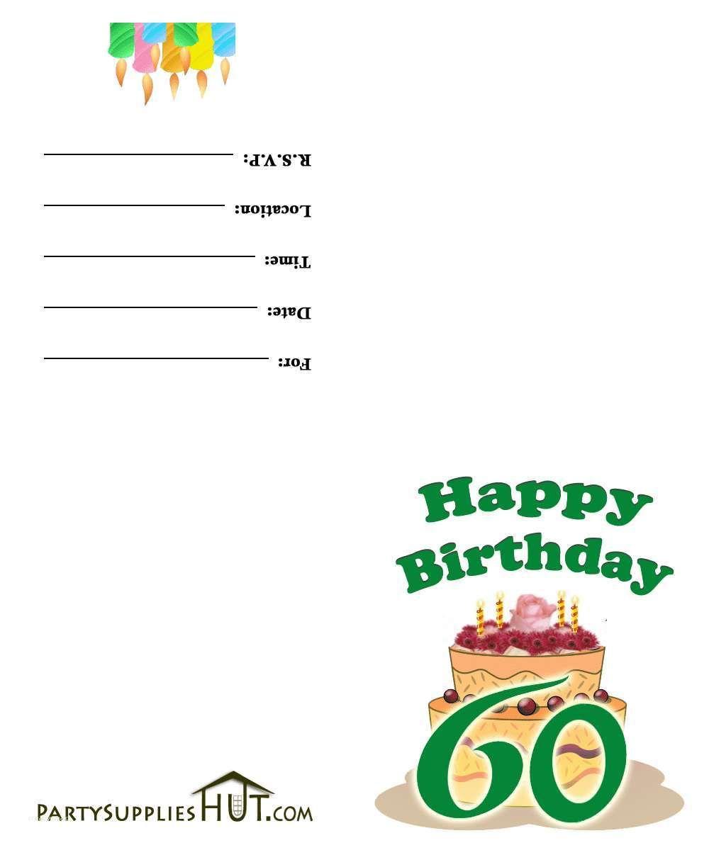 New Free Online Printable Birthday Party Invitations | Birthday ...