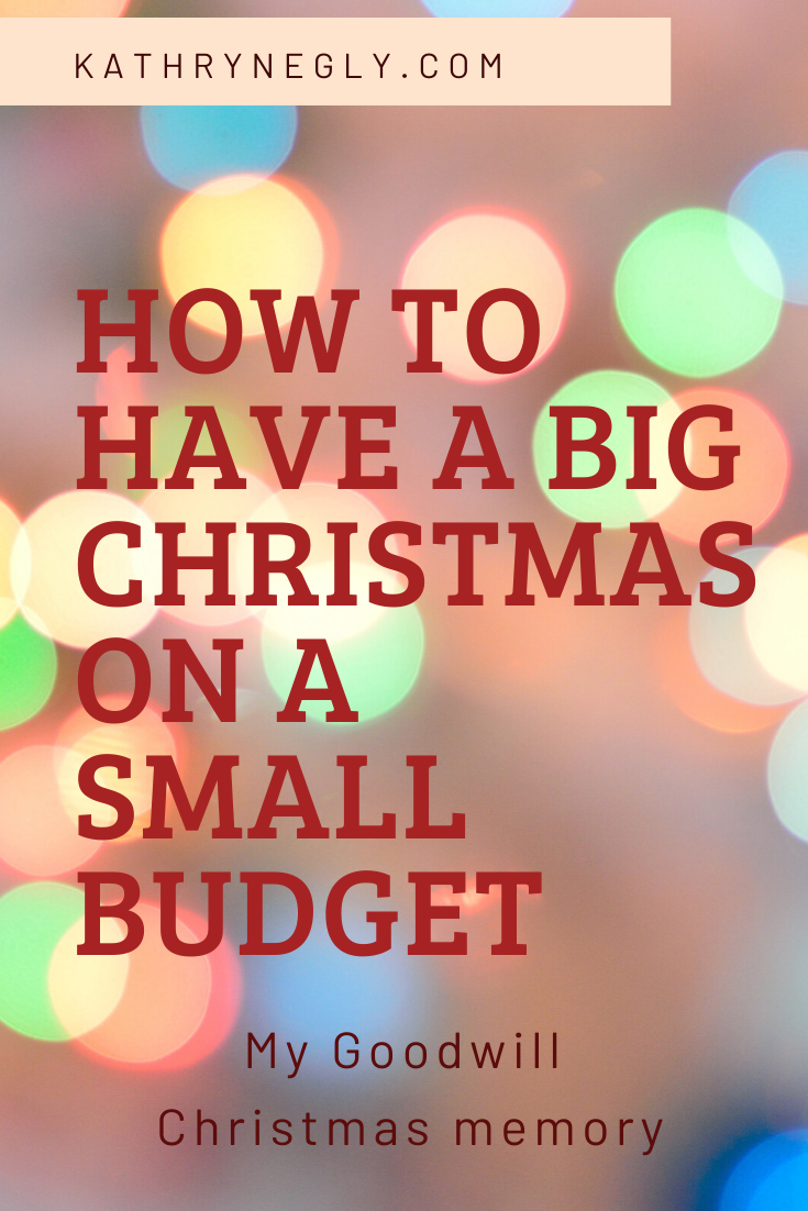 You don't have to break the bank this Christmas. Here are some simple tips on how to save and even earn money this Christmas holiday! #budget #momtips #blogpost #makeitmerry #christmasjoy #secondhand