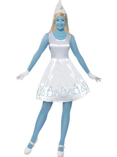 diy smurf costume - Google Search  cd70edb77