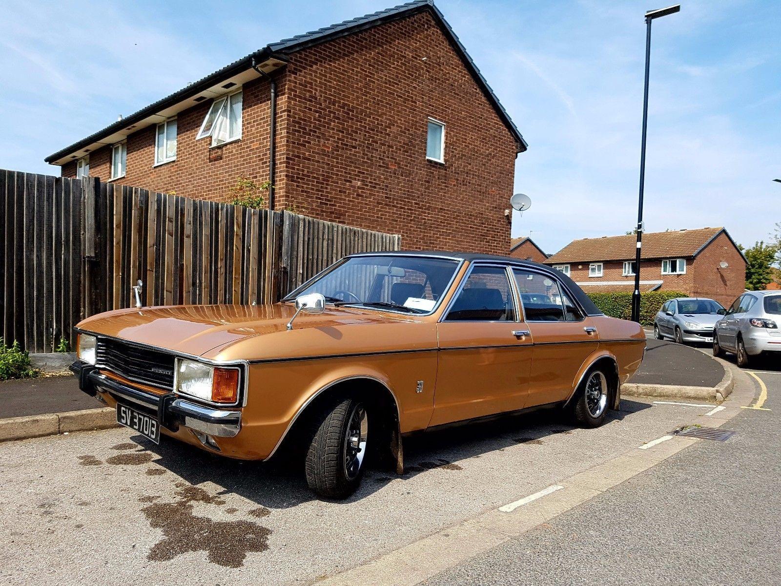 1976 Ford Granada Gl 3000 Automatic