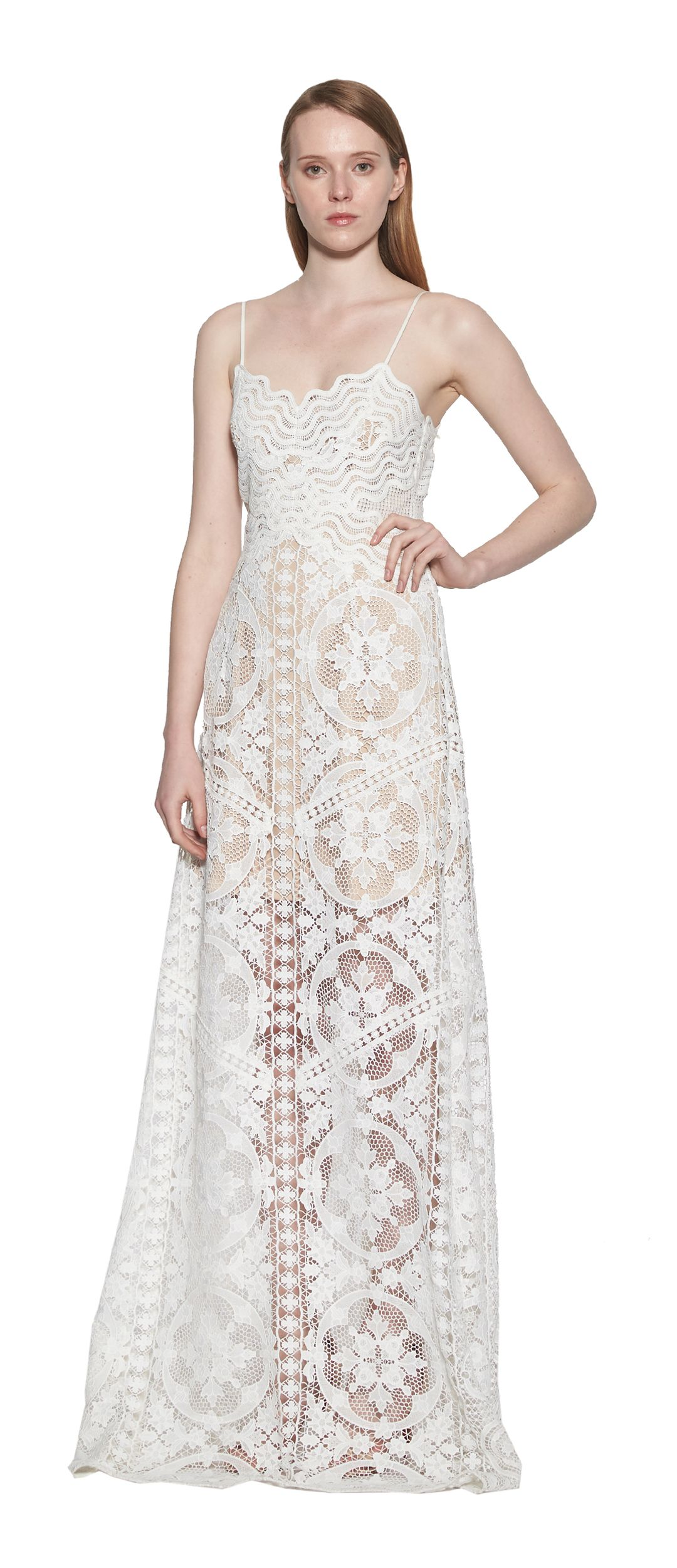 Padua Embroidered Maxi Dress Aijek Mordor Pinterest Dresses