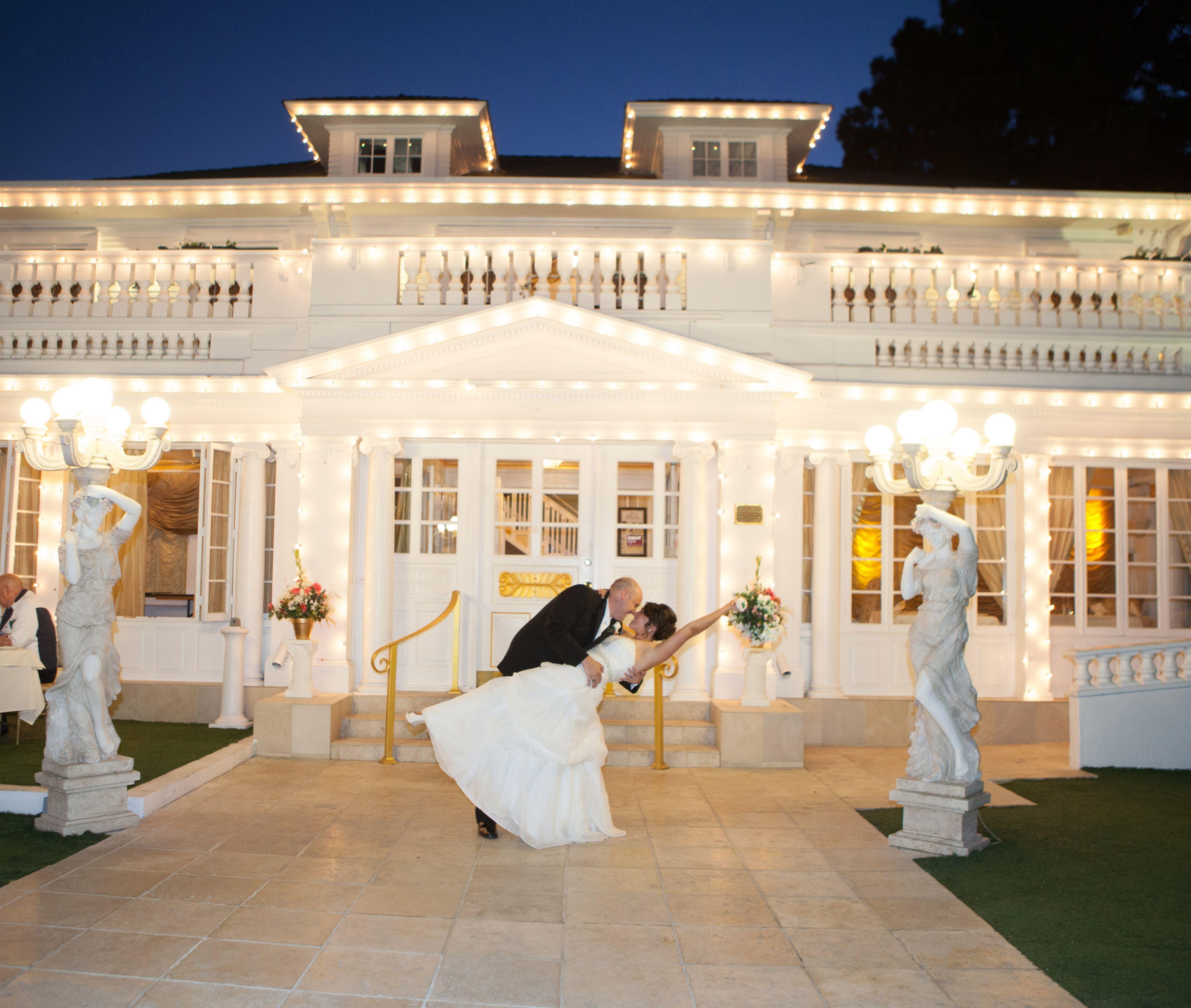Orange County Wedding Venue Anaheim White House