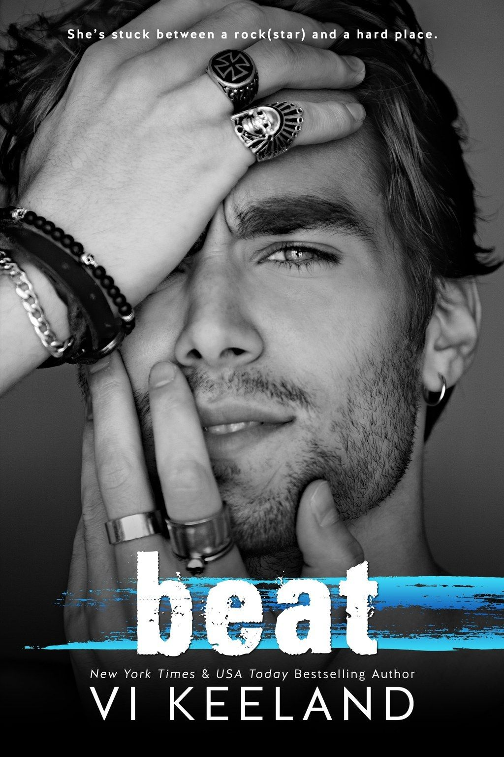 Beat by Vi Keeland (Contemporary Rock Romance/Erotica) – Photo man