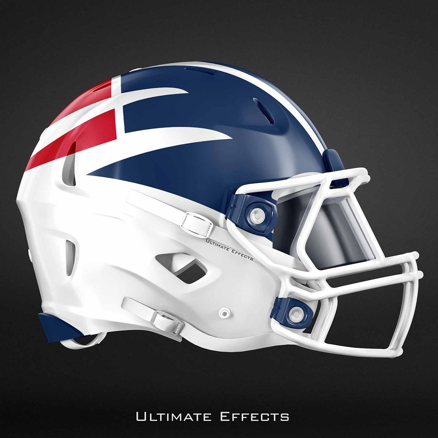 Designer Creates Awesome Concept Helmets For All 32 NFL Teams (PICS ... bce4b7216