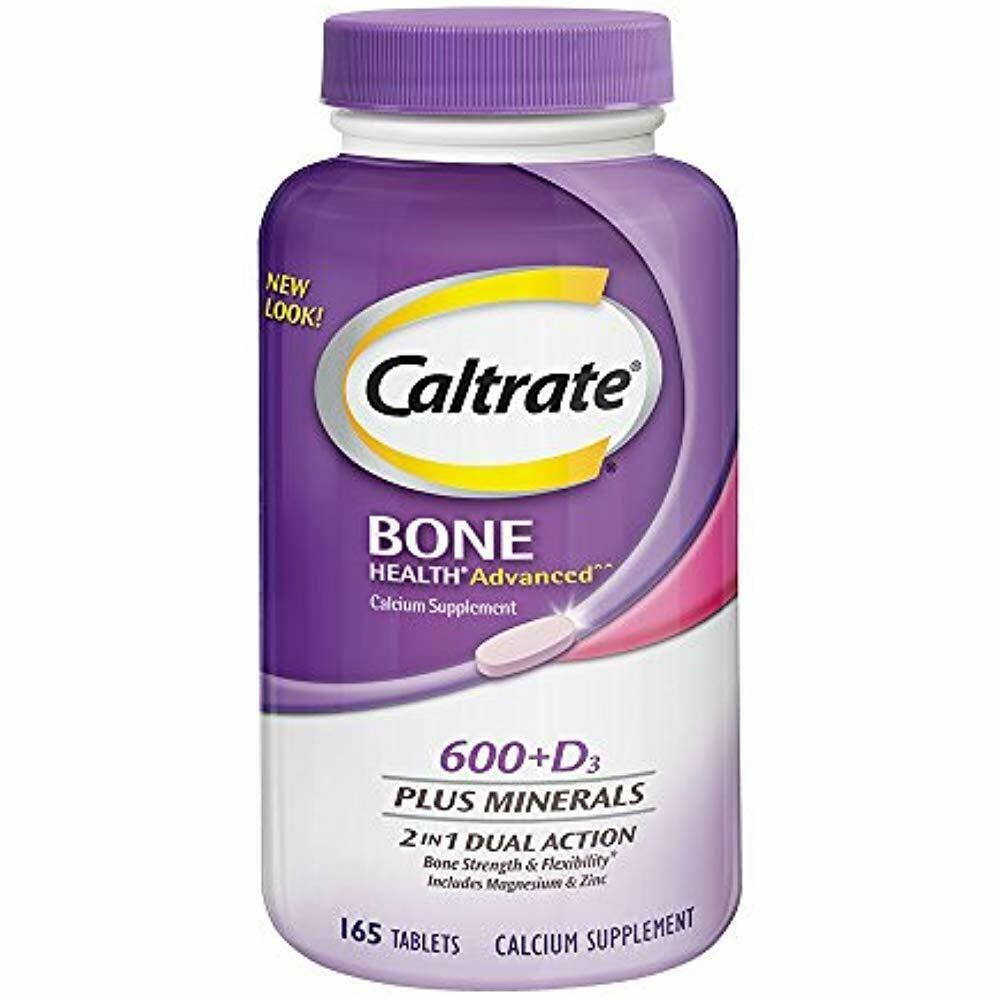 Caltrate 600 d3 plus minerals calcium vitamin d3