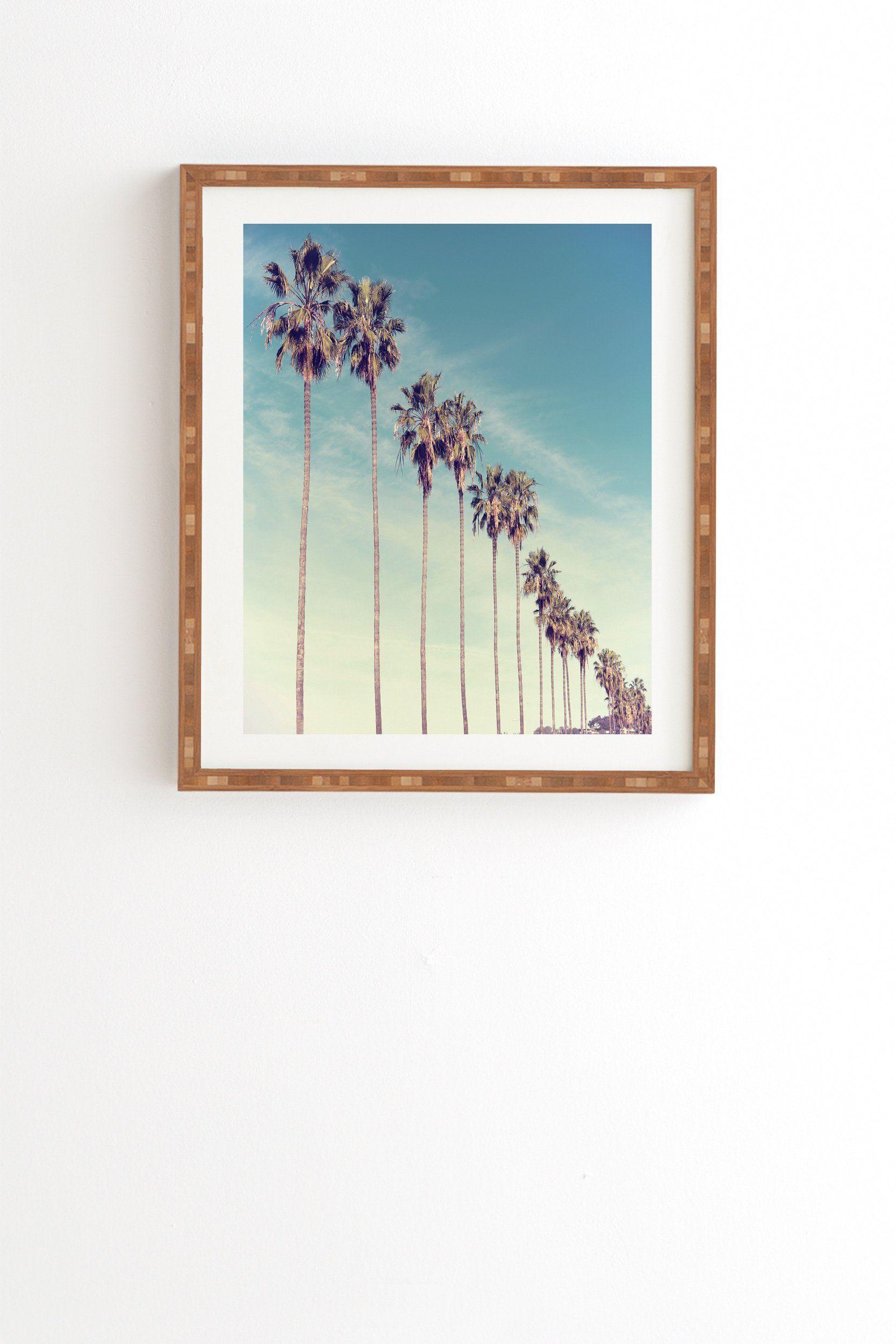 California Summer Framed Wall Art Bree Madden Wall Art Art Framed Wall Art