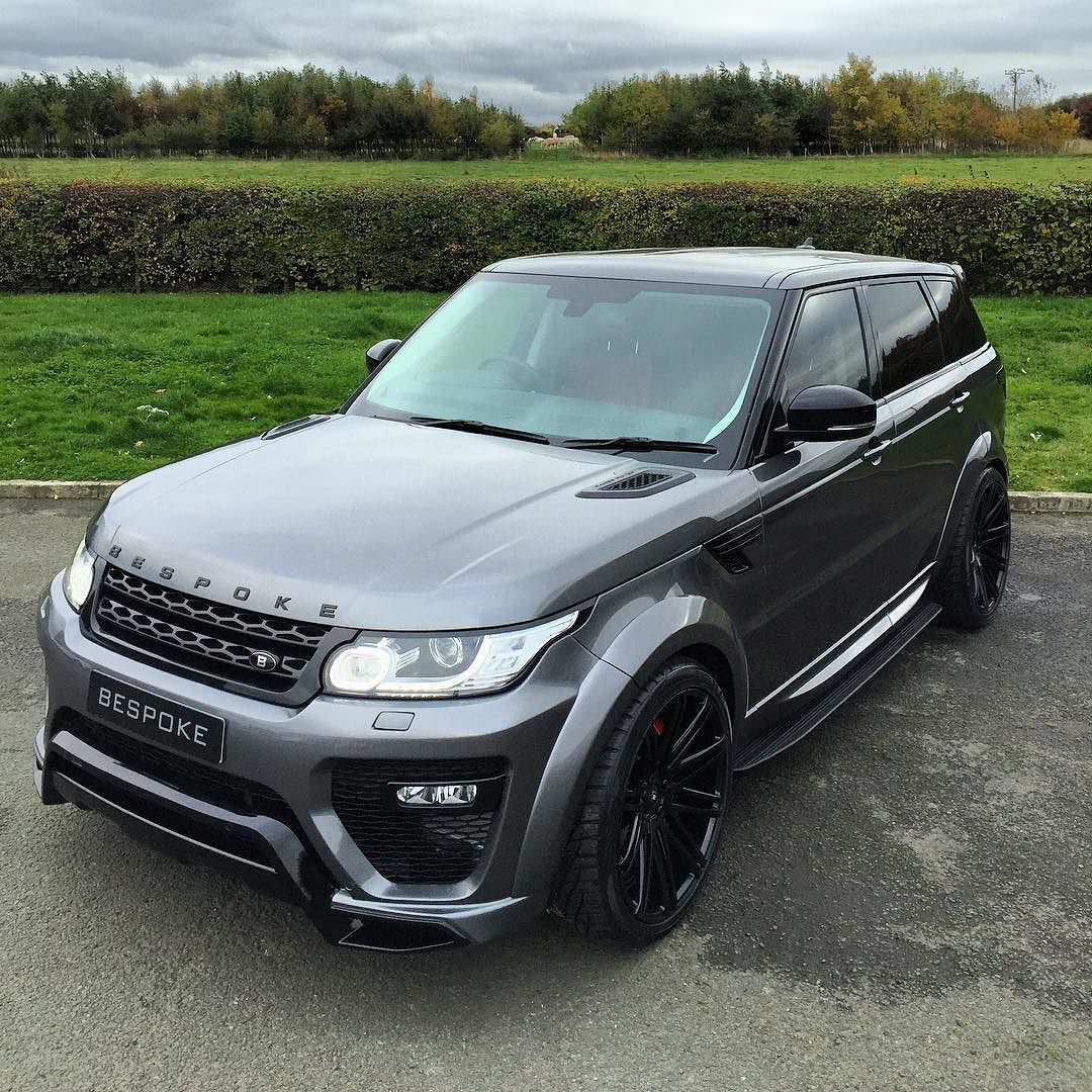 Bespoke range rover sport gt has now arrived and ready to view in our showroom in