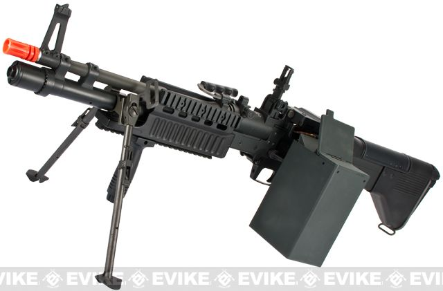 airsoft heavy machine guns