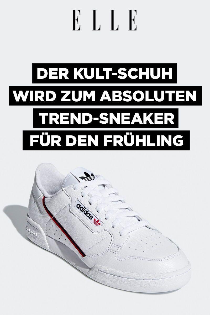 Adidas Continental 80: Der Kult Schuh wird der Trend Sneaker