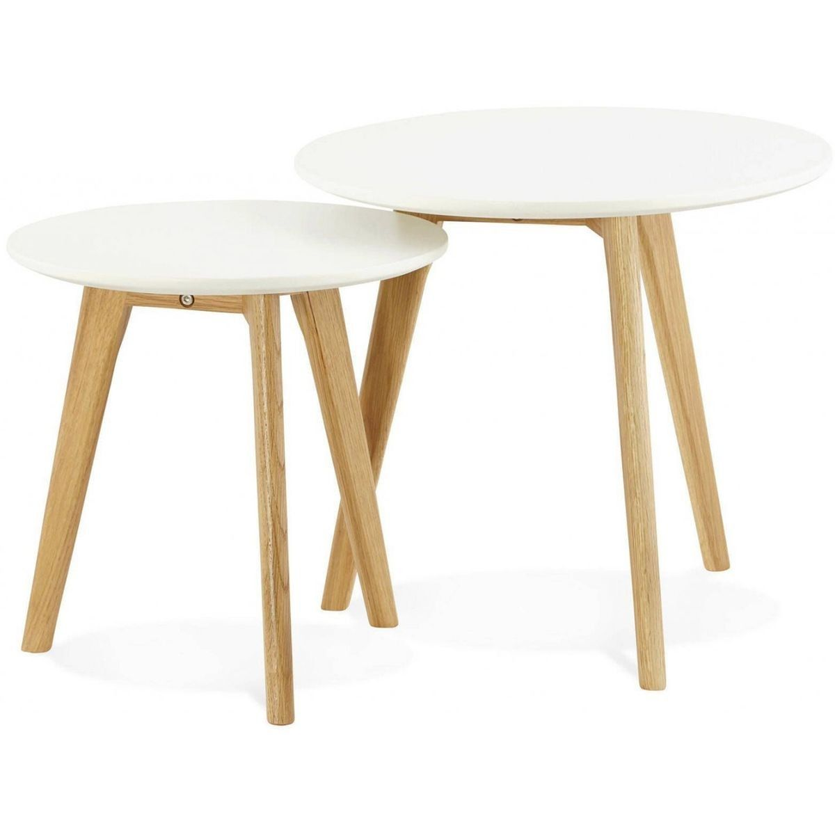 Table Ronde Basse Bois Table Basse Design Espino Products Table Low Tables