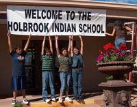 Holbrook Indian School Holbrook Az About Our School Native