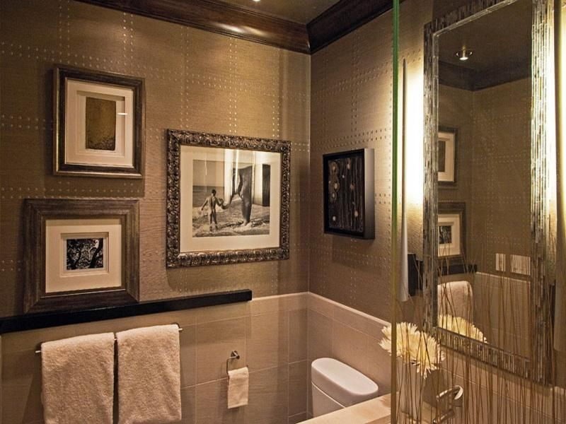 Best Powder Rooms   picture above, is other parts of How to Create Beautiful Powder Rooms ...