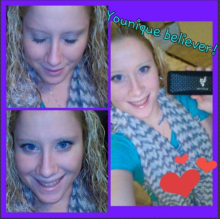 Younique believer! Fiber lash love. My beautiful sister. https://www.youniqueproducts.com/LashesbyTiffany
