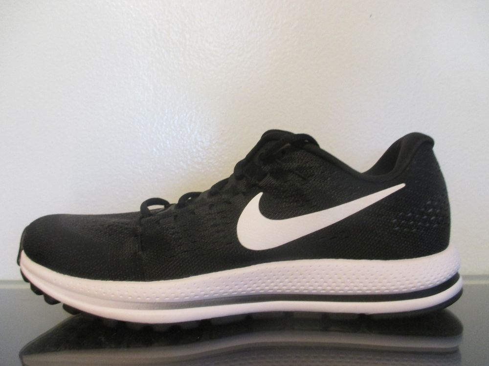 8f53506ec82 NEW - NIKE Air Zoom Vomero 12 Running Shoes - Black - 863762 001 - Sz