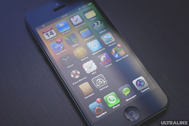Kiwi iOS Cydia Theme   •T E C H•   iOS, Desk layout, Ios 7