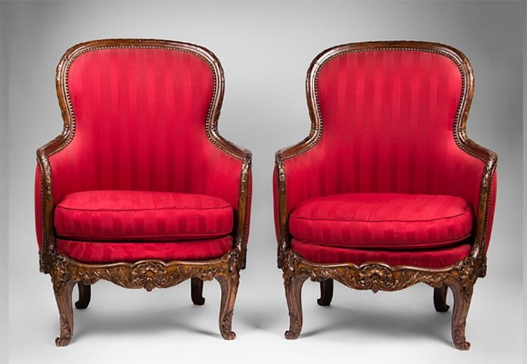 Know Your Upholstered Chair Styles - Know Your Upholstered Chair Styles  Antique Chairs And Antique - Antique Upholstered Chair Styles Antique Furniture