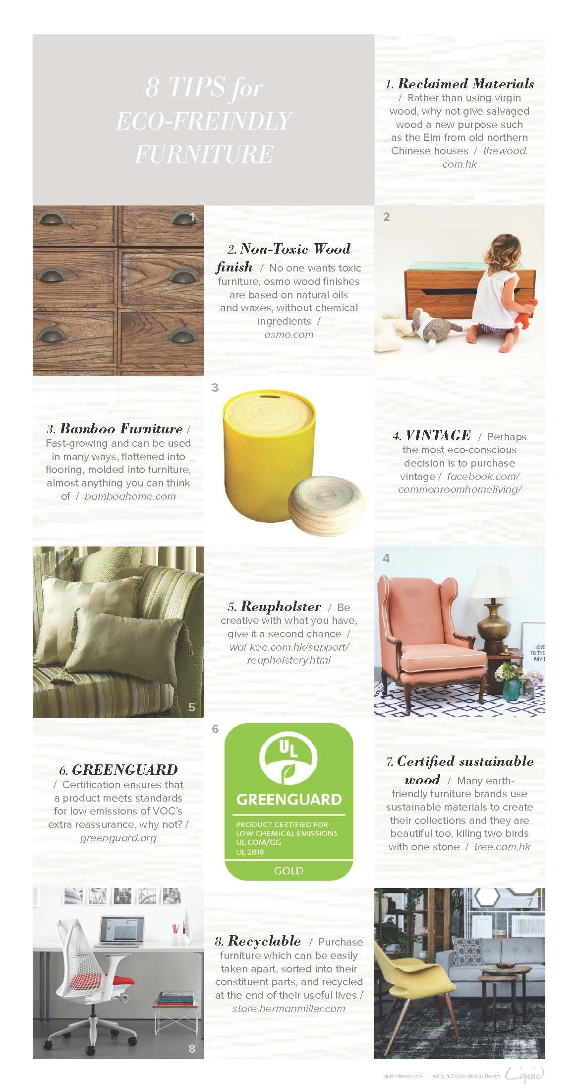 8 Tips For Eco Friendly Furniture Eco Friendly Furniture Modern