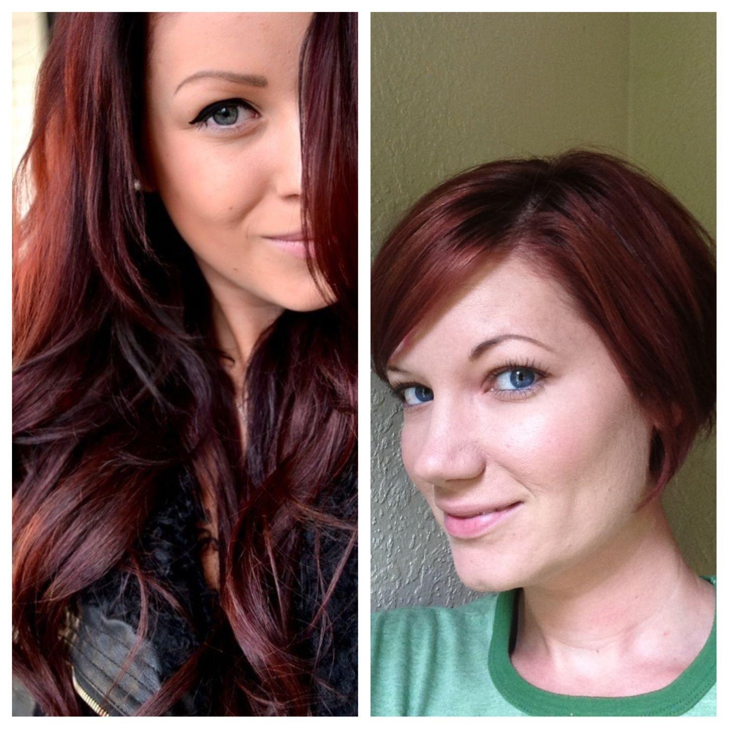John Frieda 4r Dark Red Brown Foam Honey Hair Color Hair Dye Colors Brunette Hair Color