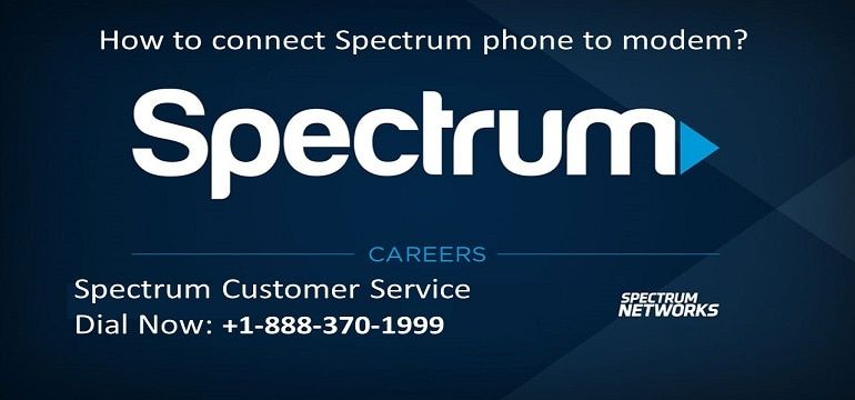 How To Connect Spectrum Phone To Modem Spectrum Modems Phone