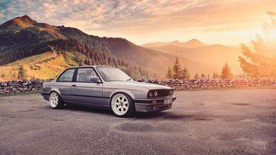 BMW E30 wallpaper, BMW E30 1920x1080 Car HD desktop wallpaper #16489