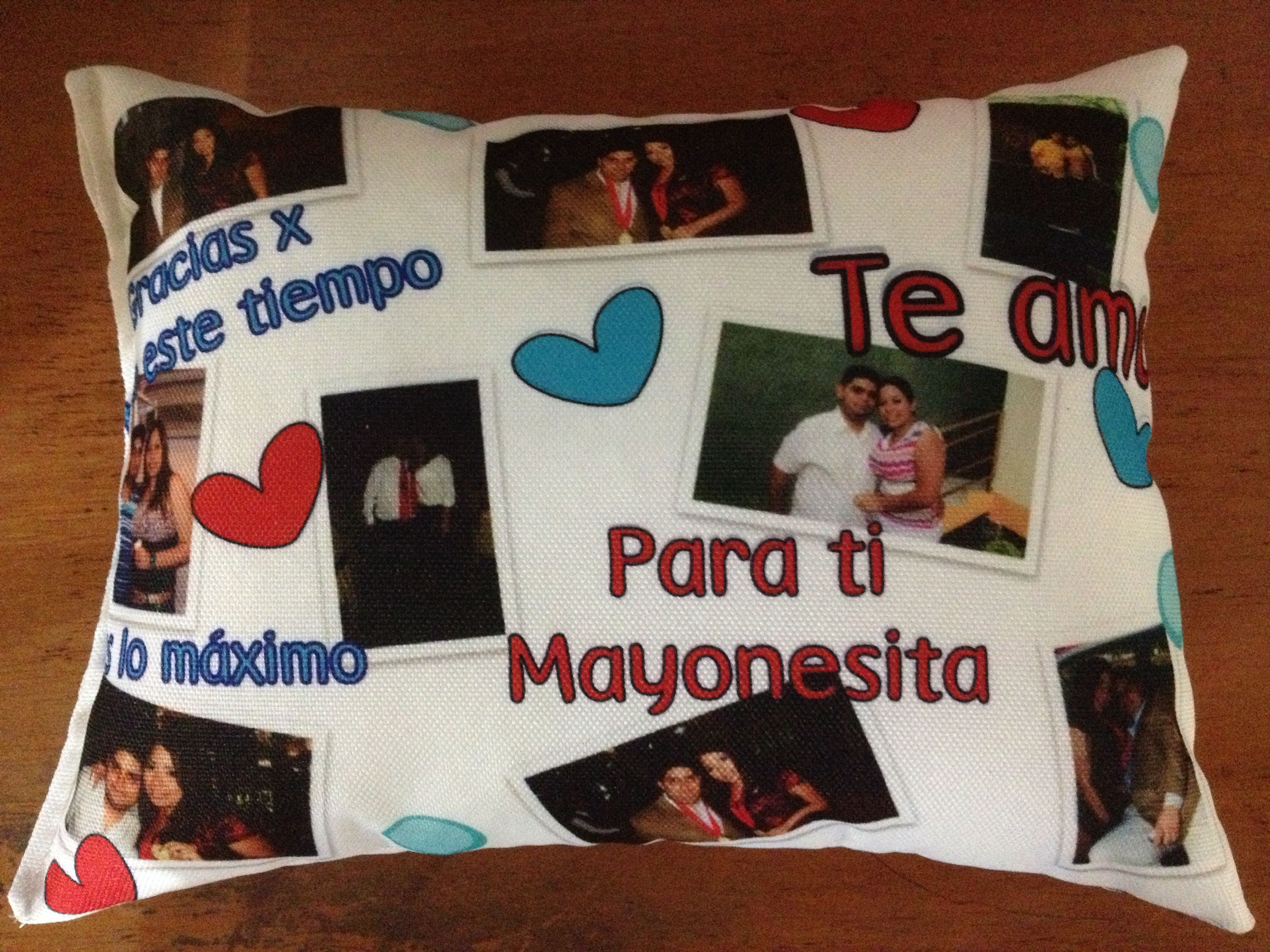 #cojin #personalizado #niño #boy #niña #girl #kids #baby  Para información o pedidos contáctenos por:   Email: info@merynell.com PIN 21A6B087  Telefono: 0424.543.32.32  Twitter: @mery_nell  Instagram: @mery_nell  Pinterest: www.pinterest.com/decomerynell Facebook: http://www.facebook.com/decoracionesmerynell Sitio Web: http://www.merynell.com/