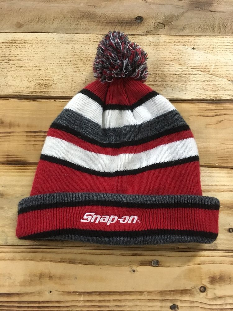 NEW Snap On Tools Black//Grey//Red SKULL baseball cap Hat FREE Shipping to USA