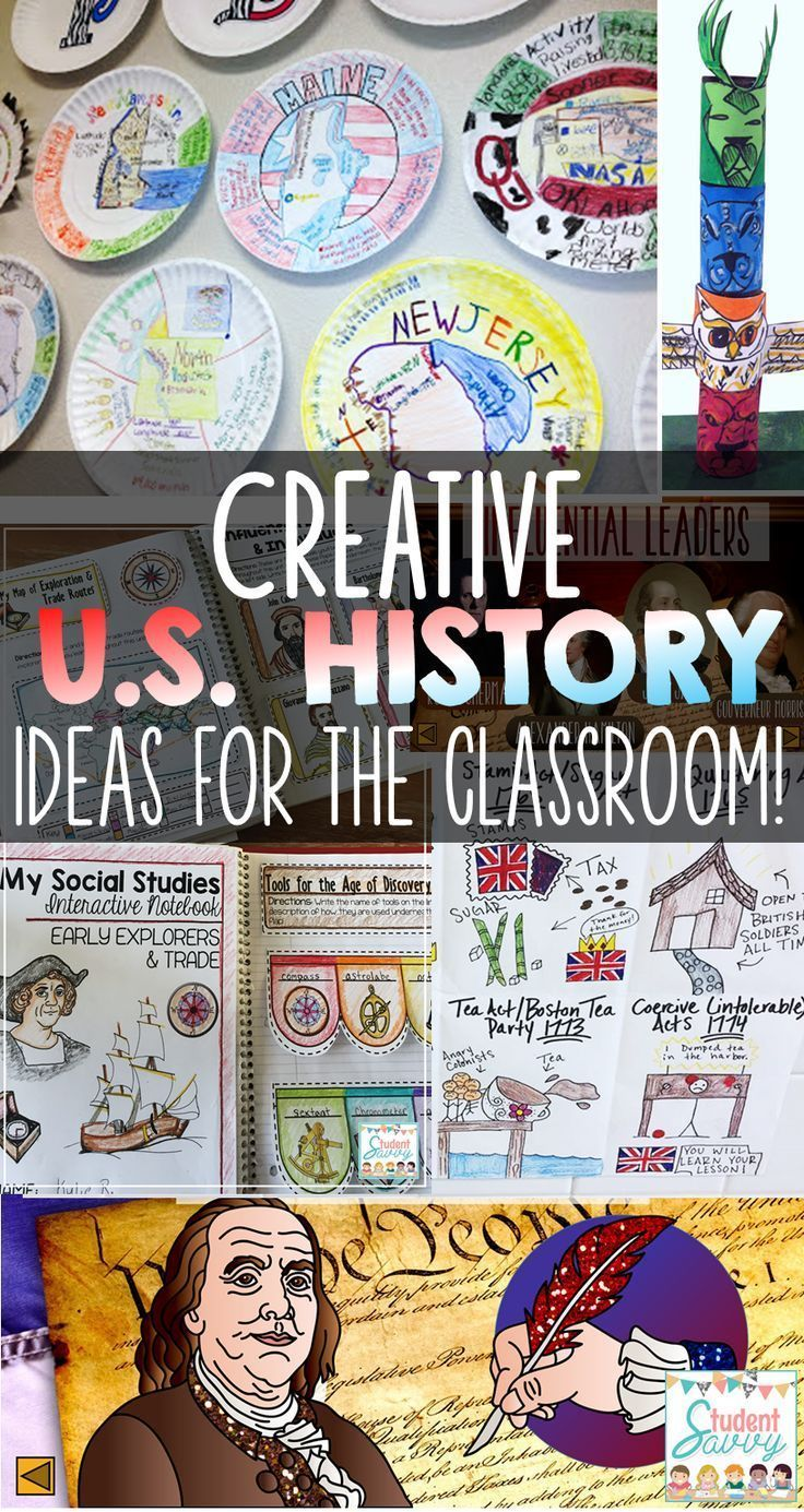 Photo of United States History Activities That Your Students Will Love! – Student Savvy