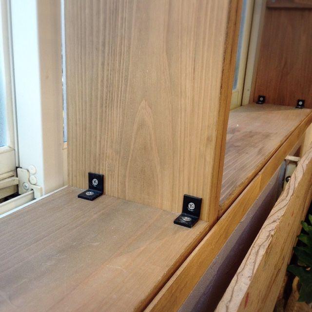 部屋の印象をガラッと変える木製窓枠をdiyしてみた 画像あり 窓枠